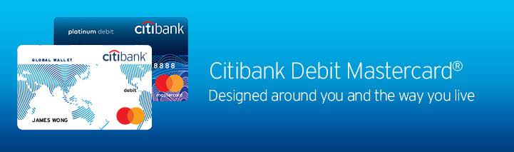 Citibank Debit Card  The Only Atm Card You Need